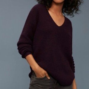 Aritzia Wilfred Wolter Wool Knit Sweater XXS